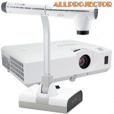 Документ камера Elmo TT-12iD Interactive with CP-EW302N Projector Bundle