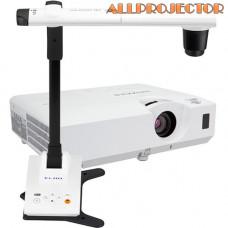 Документ камера Elmo TX-1 Visual Presenter and CP-EW302N Projector Bundle