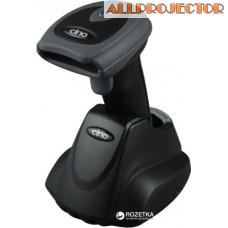Сканер штрих-кодов Cino F780BT Black (6380)