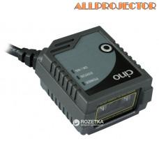 Сканер штрих-кодов Cino FM480 Grey (9614)