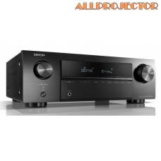 AV ресиверы Denon AVR-X250BT Black