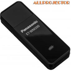 ET-WM200U Wireless Module for Select Panasonic PT Series Projectors (ETWM200U)